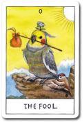 鳥タロット